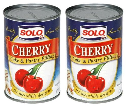 Solo Filling Cherry (Best Canned Cherry Pie Filling)