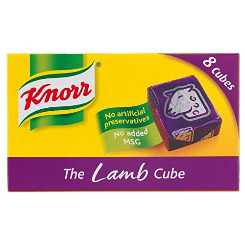 Knorr Stock Cubes Lamb (Knorr Stock Cubes)