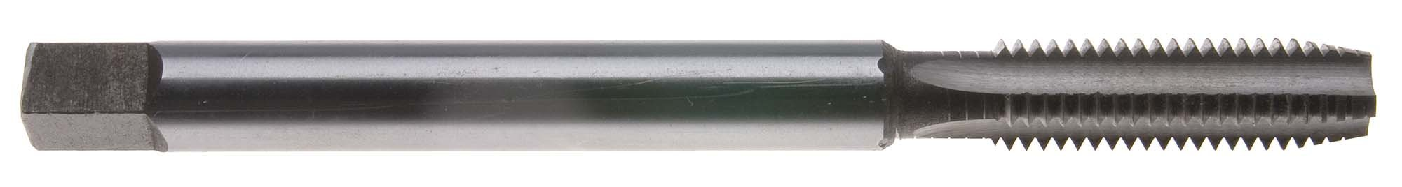 7/16-14 x 6'' Long Plug Style Pulley Tap, High Speed Steel