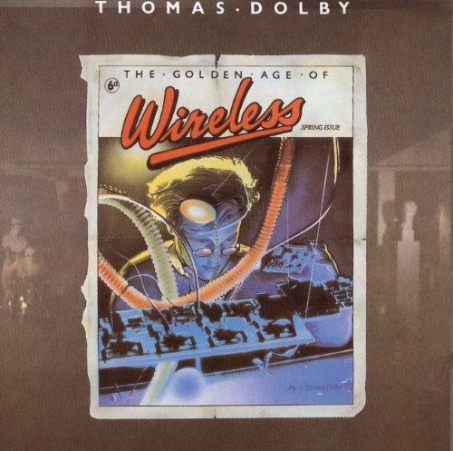 The Golden Age Of Wireless by DOLBY,THOMAS