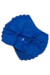 "ezPOOLBag Disposable Filter Bag for Automatic Pool Cleaners and Pool Robots (opening size ~ 8 1/4"" x 12 5/8"")"