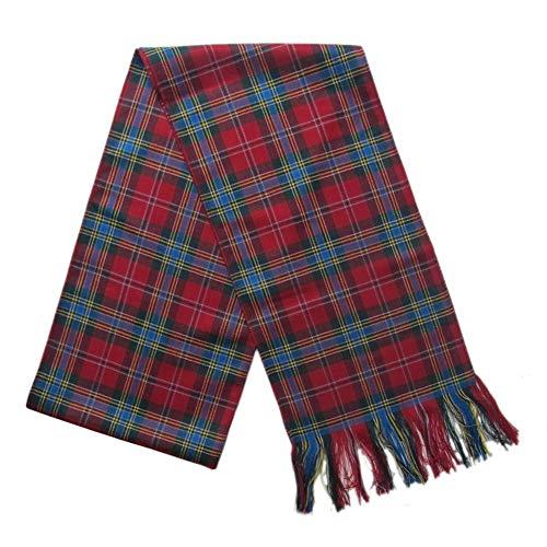 MacLean of Duart Tartan Wool Sash