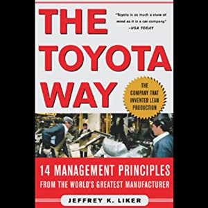 The Toyota Way Audiobook