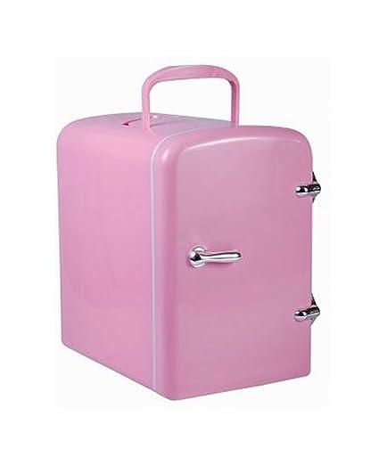 Amazon.es: GEGEQUNAERYA Mini refrigerador/cosmético/coche/coche ...
