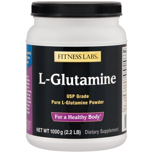 Fitness Labs L-Glutamine Powder