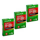FujiFilm FP-100C Professional Instant Color Film 3-Pack (30 Prints)