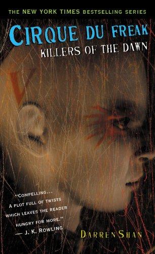 """Killers of the Dawn (Cirque Du Freak - Saga of Darren Shan (Mass Market))"" av Darren Shan"