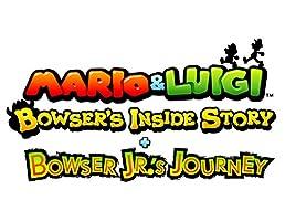 Mario & Luigi: Bowser's Inside Story + Bowser Jr.'S Journey - Nintendo 3DS