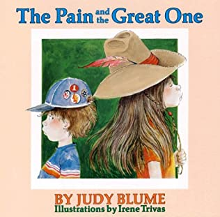 book cover of The Pain and the Great One