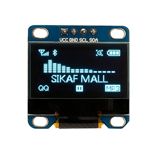 Amazon.com - 128x64 0.96 inch OLED Display Module For Arduino I2C communication