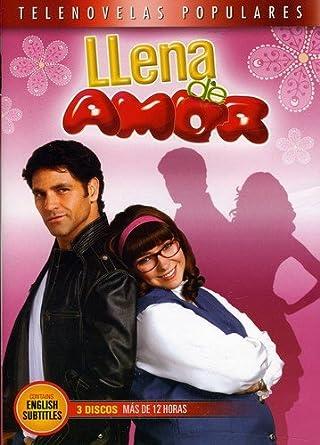 Amazon com: Llena De Amor: Cesar Evora, Ariadne Diaz, Azela
