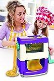 AMAV Toys Ultimate Pasta Maker Machine Kit for Kids