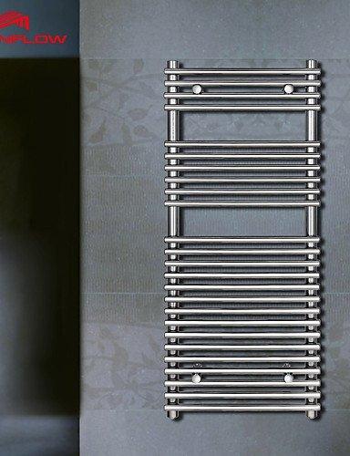Chrome Towel Rail Radiator - 9