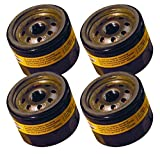oil filter 5049 - Briggs & Stratton 5049K (4 Pack) Replacement Oil Filter # 492932B-4pk