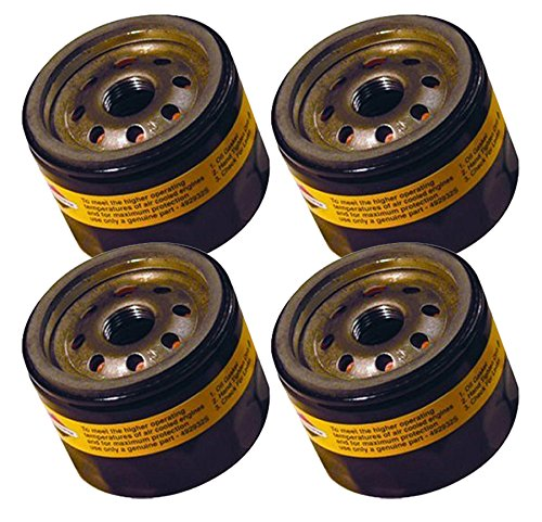 - Briggs & Stratton 5049K (4 Pack) Replacement Oil Filter # 492932B-4pk