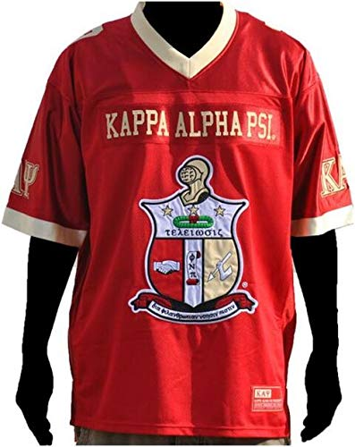 (Kappa Alpha Psi Football Jersey [XL])