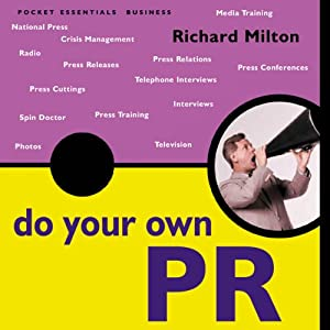 Do Your Own PR Audiobook