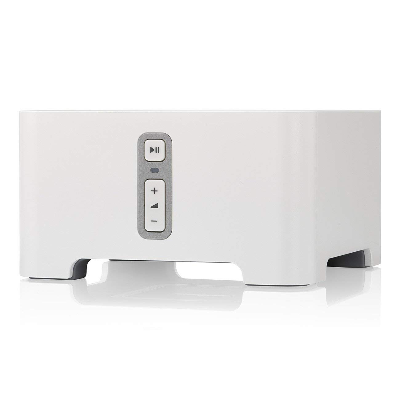 Sonos Connect Wireless Receiver Component with Alexa for Streaming Music - White (Renewed) by Sonos (Image #1)