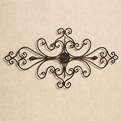 Amazon Touch Of Class French Country Scroll Wrought Iron Wall