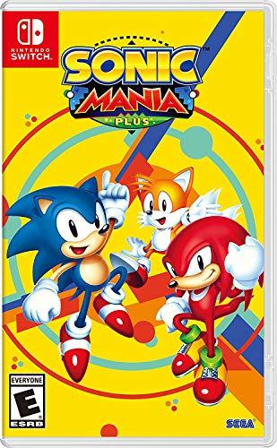 Sonic Mania Plus - Nintendo Switch -