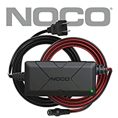 The XGC4 56-Watt power adapter is a power supply for rapidly recharging NOCO Genius boost Ultra safe Lithium Jump Starters. It safely recharges NOCO Genius boost Ultra safe Lithium Jump Starters up to five times faster than traditional USB wa...