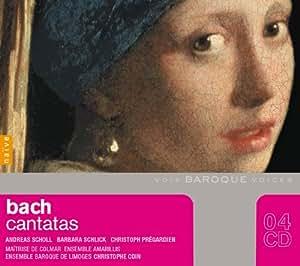 Bach : Cantates : Jean-Sebastien Bach, Christophe Coin