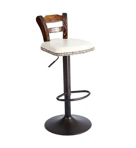 bar rétro de Chaises américain style chaise pivotante chaise hQrdCtxs