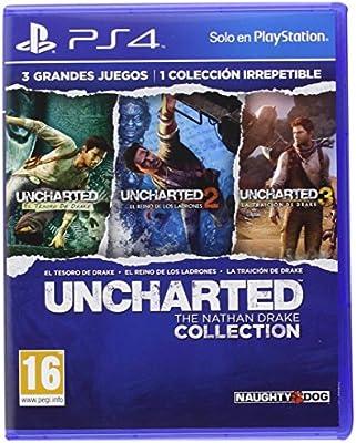 Uncharted: The Nathan Drake Collection: Amazon.es: Videojuegos