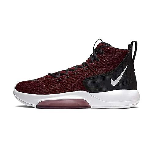 Amazon.com: Zapatillas de baloncesto Nike Zoom Rize (M10.5 ...