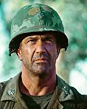 Mel Gibson We Were Soldiers 8x10 HD Aluminum Wall Art