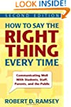 How to Say the Right Thing Every Time...