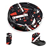 MightySkins Skin for iRobot Roomba 690 Robot Vacuum - Mixtape | Protective, Durable, and Unique Vinyl Decal wrap Cover | Easy to Apply, Remove, and Change Styles | Made in The USA
