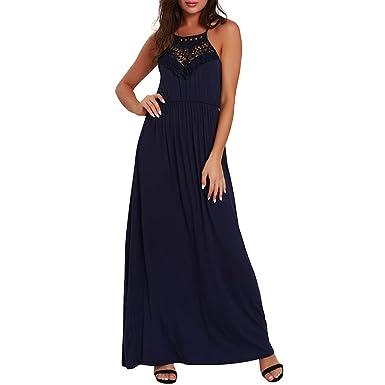 Sylar Mujer Vestidos Fiesta Largos Elegantes Vestidos Verano