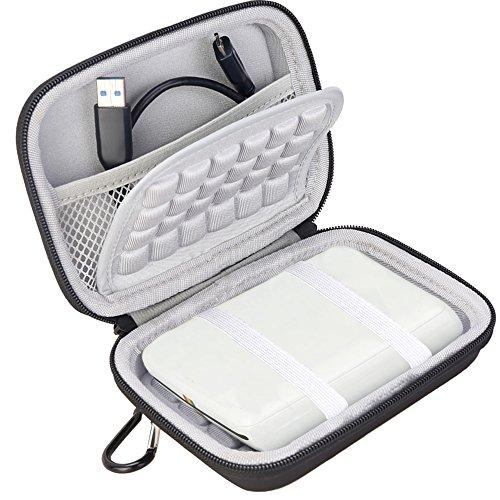 Bovke Case for HP Sprocket Portable Photo Printer / Polaroid ZIP Mobile Printer / Canon IVY Wireless Bluetooth...