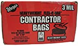 WARP BROTHERS P HBP55-15 15 Count Contractor Bags