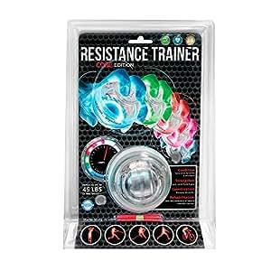 Pblx Resistance Trainer Edge, 45 Lbs - White