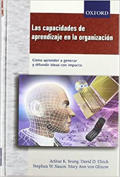 Book Capacidades de Aprendizaje En Las Organizaciones
