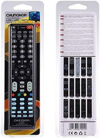 Controlador Remoto Universal E-K906 para KONKA LED TV/LCD TV/HDTV / 3DTV: Amazon.es: Electrónica