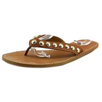 b17c9a6401b7 Coach Cascade Women Open Toe Leather Flip Flop Sandal (5)