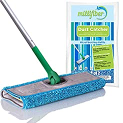 Millifiber Mop Refills (Pack of 2) Washa...