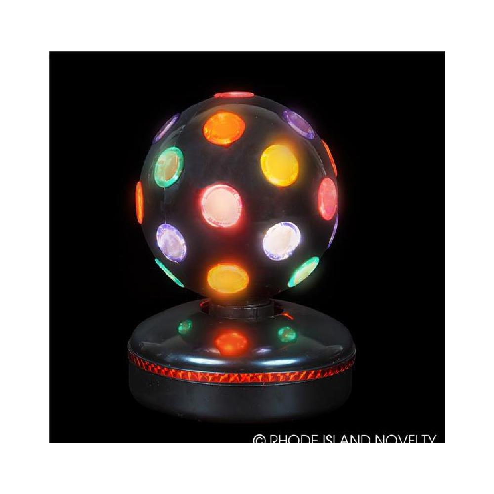 8'' Revolving Disco Light by Bargain World