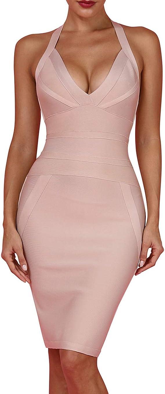 Damen Trägerlos Minikleid Ärmellos Sheer Nylon Partykleid Cocktail Bodycon-Kleid