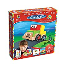 Smart Games Smart Car Multi-Level Logic Game