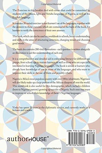 Get Better in Hausa, Igbo & Yoruba: Amazon co uk: Yinka