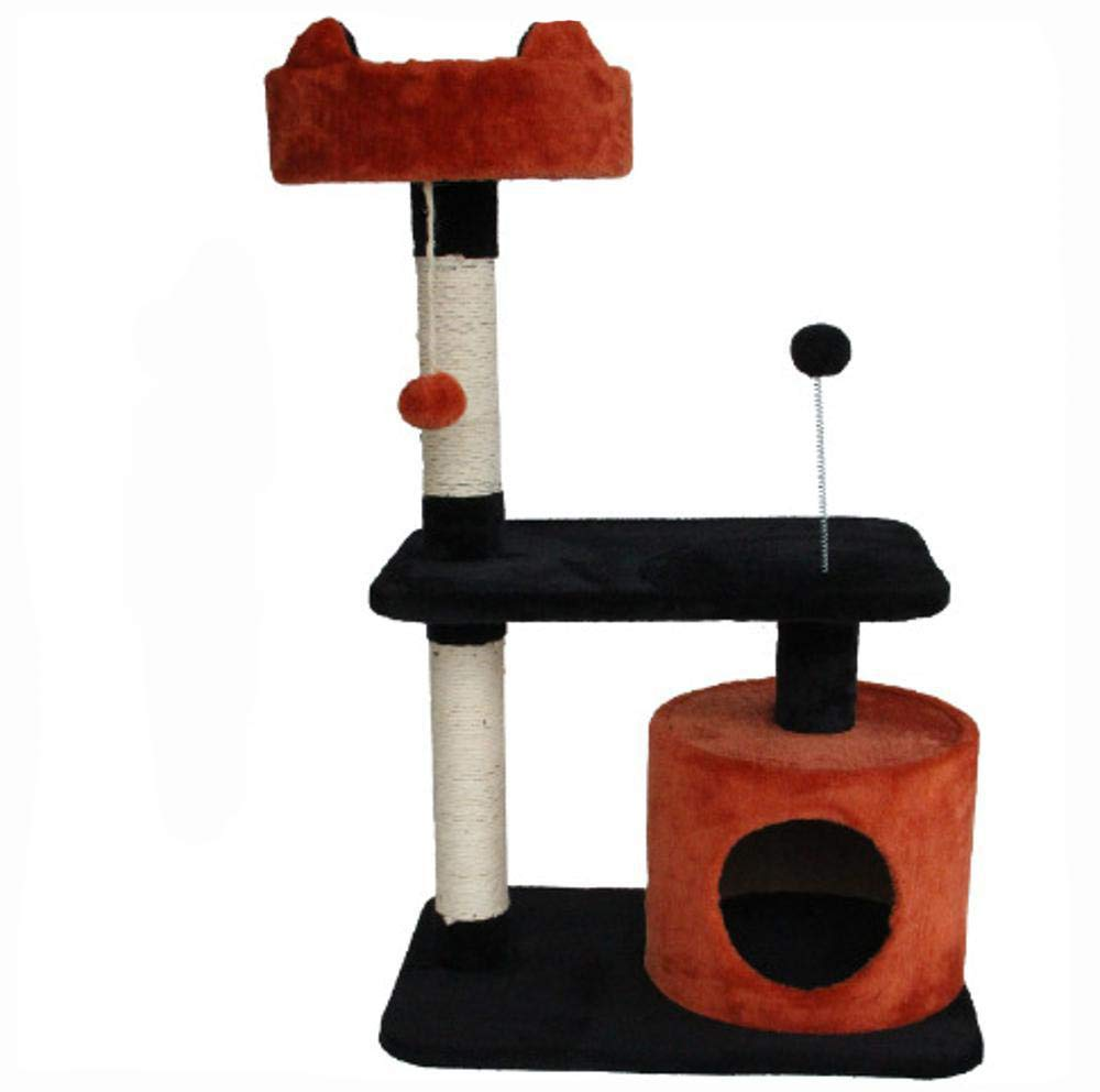 Dixinla Cat climbing frame Cat Tree Cat Home Pet Supplies 61  41  87cm