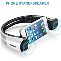 Portable Bluetooth Speakers Wireless Speaker From Meidong Iphone 7 Holder Smartphone Stand for IOS Android Gifts for Graduation Father Day Teacher Day