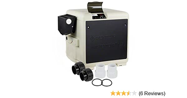 Amazon.com : Pentair 461058 Master Temp 125K, BTU Heater : Garden & Outdoor