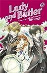Lady and Butler, tome 15 par Izawa