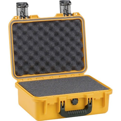 Storm Im2100-20001 2100 Case With Foam (Yellow) by Sound Storm Laboratories
