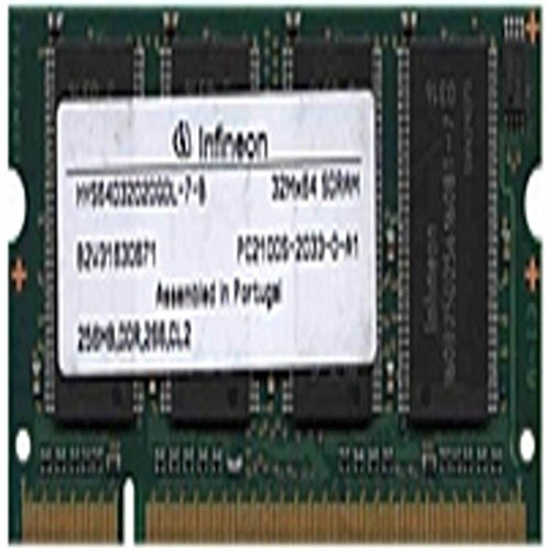 Infineon HYS64D32020GDL-7-B 256 MB SO-DIMM Memory Module - DDR SDRAM - 200-Pin PC-2100 - 266 MHz consumer electronics Electronics